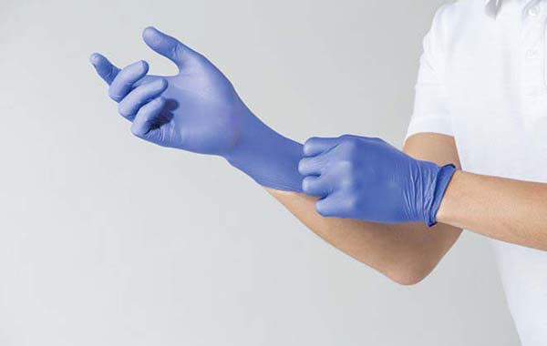 surgical gloves late free