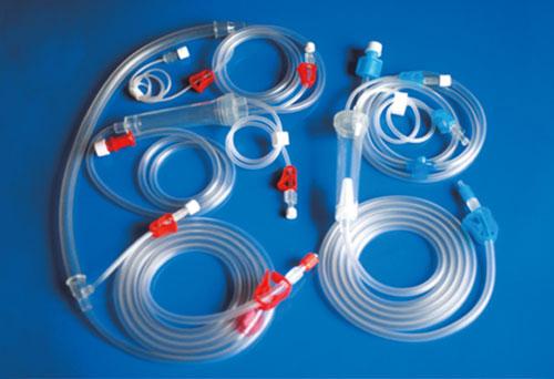 hemodialysis blood tube near miami