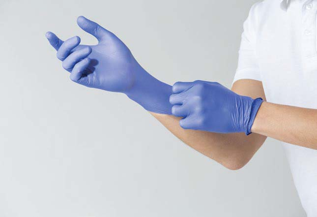 vinyl surgical gloves
